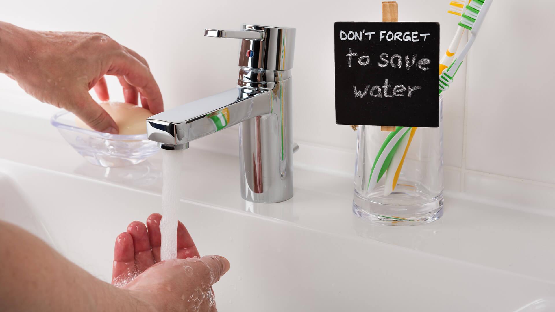 7 consigli per risparmiare acqua