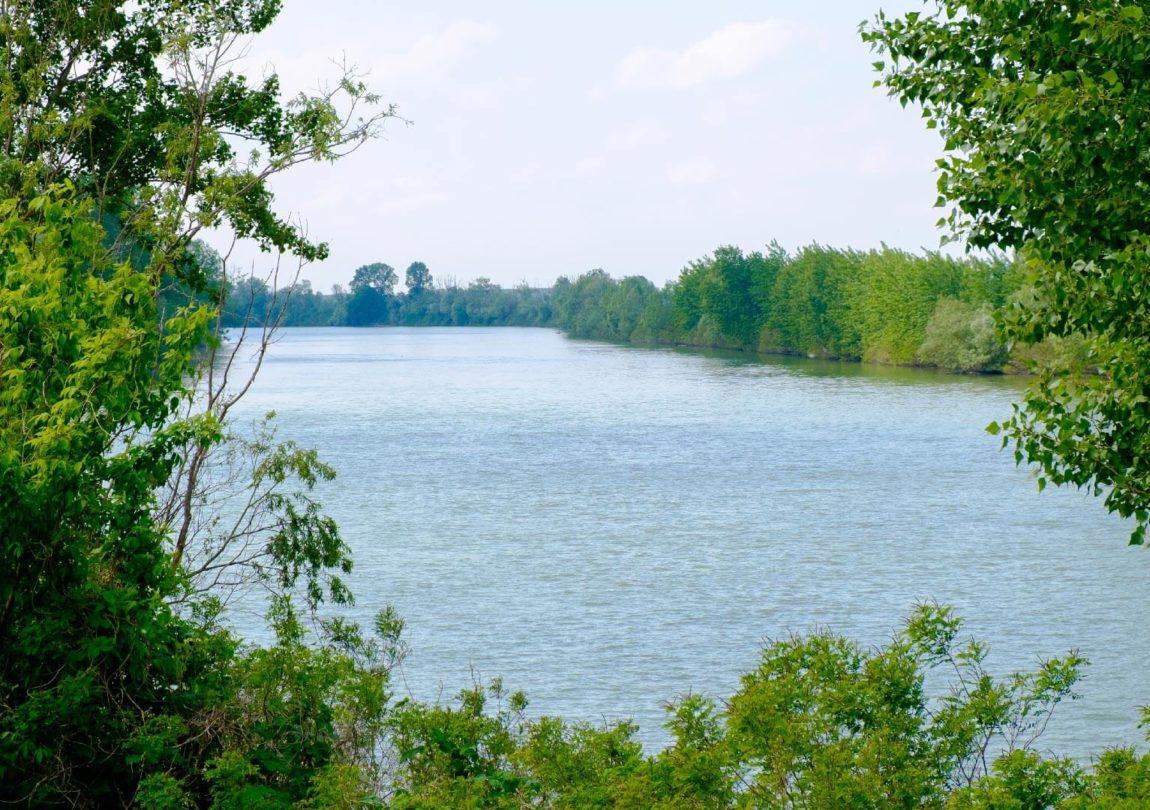 Fiume Po, la grande riserva idrica italiana
