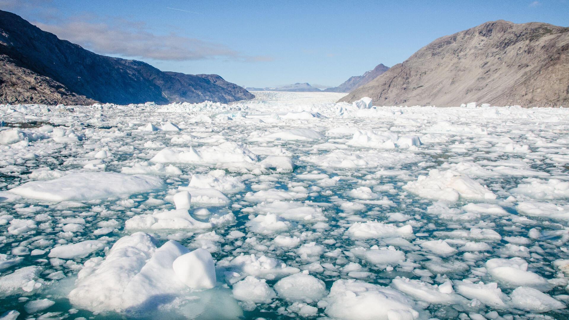 L'acqua ci mette in guardia sui cambiamenti climatici