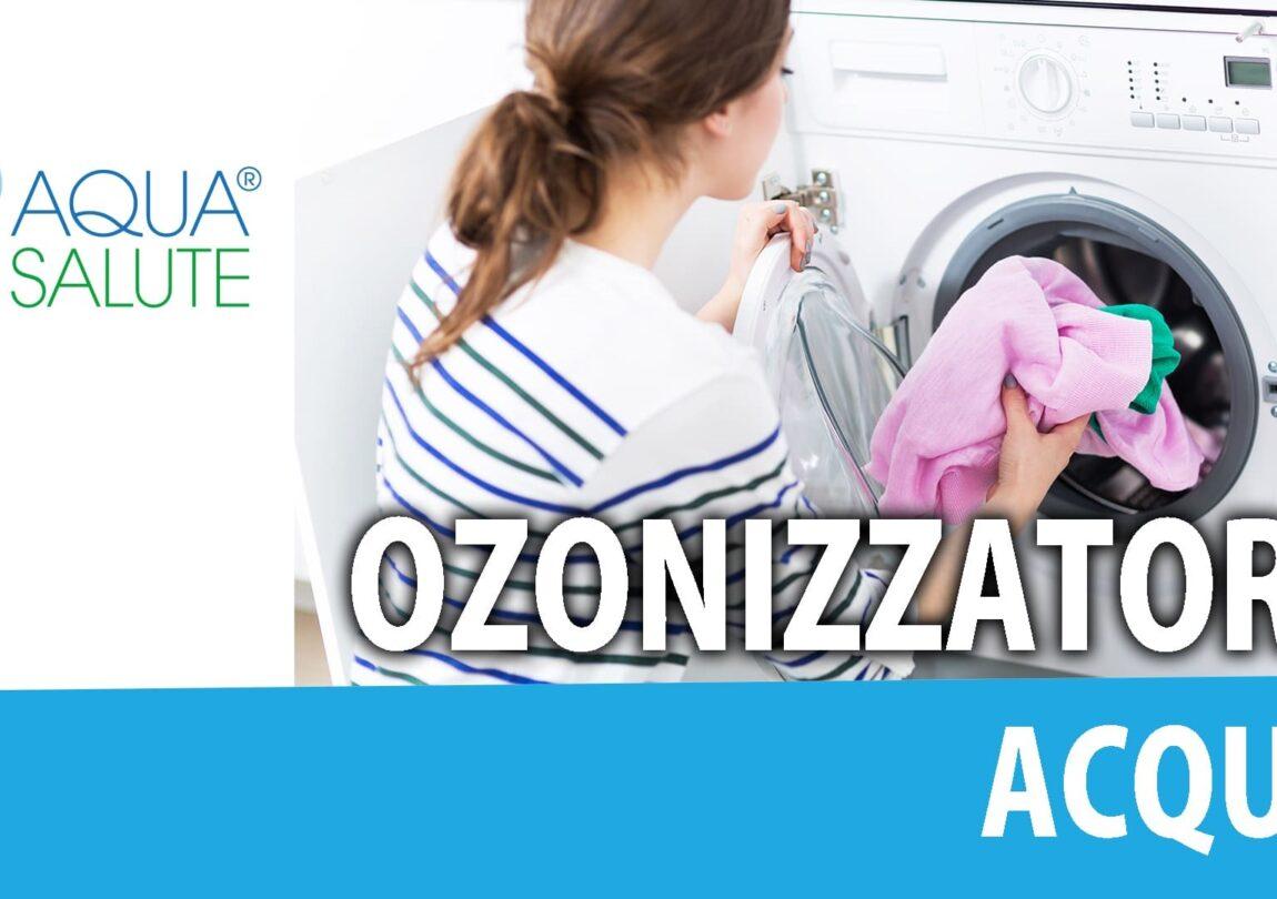 ozonizzatore acqua